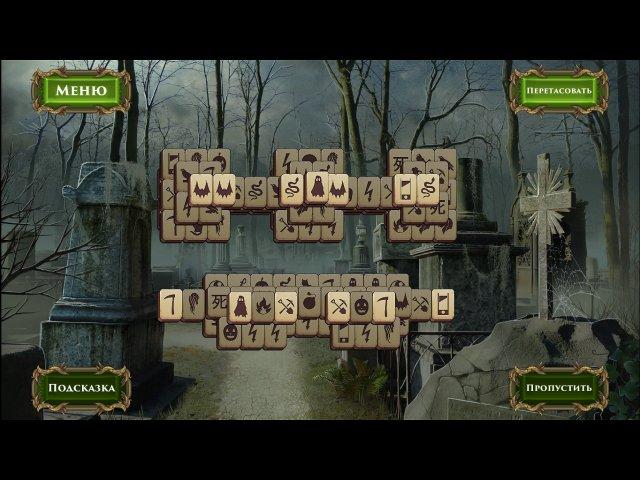 Истории маджонга. Романс вампира скриншот 5