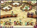 Бесплатная игра Кафе Амели. Летник скриншот 1