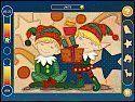 Бесплатная игра Мозаика. Пазл. Рождество скриншот 4