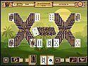 Бесплатная игра Пасьянс Найди Пару. Тайны Египта скриншот 6