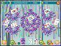 Бесплатная игра Пасьянс пары. Новый Год скриншот 3