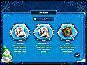 Бесплатная игра Солитер Джек Мороз. Зимние приключения 2 скриншот 3